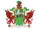Wappen Wrexham County Borough (GB)